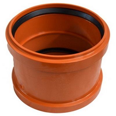 Image result for муфта для наружняй канализации