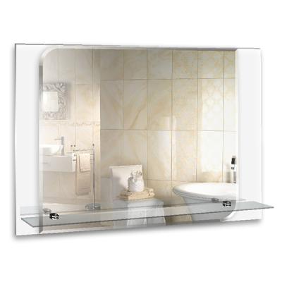 """Зеркало MIXLINE """"Венеция"""" 740*500 с полкой / Зеркала MIXLINE / Мебель для ванной комнаты / Каталог товаров / San House"""