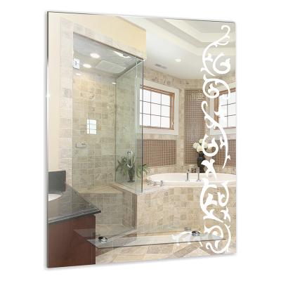 """Зеркало MIXLINE """"Боско"""" 535*685 с полкой / Зеркала MIXLINE / Мебель для ванной комнаты / Каталог товаров / San House"""