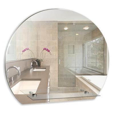 "Зеркала MIXLINE ""Елена"" 570*480 с полкой / Зеркала MIXLINE / Мебель для ванной комнаты / Каталог товаров / San House"