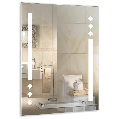 """Зеркало MIXLINE """"Колизей"""" 490*680 с полкой / Зеркала MIXLINE / Мебель для ванной комнаты / Каталог товаров / San House"""